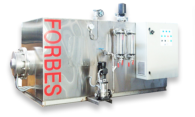 Purpose built steam products to customer specifications - Forbes Hunt